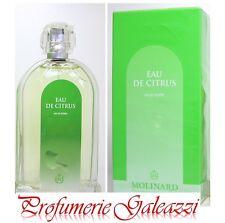 MOLINARD EAU DE CITRUS EDT VAPO NATURAL SPRAY - 100 ml