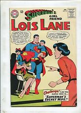 Lois Lane #55 ~ Can You Guess Who Is Superman's Secret Wife! ~ (Grade 7.0)WH
