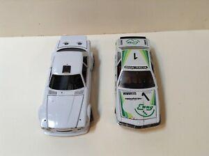Lot vintage 🚗  Bburago BMW 635 1:25 diecast Bellissima 🚗  TOP RARE!