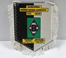 WIMPEL Pennant Fanion football - BORUSSIA MONCHENGLADBACH VFL 1900
