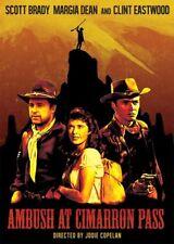 Ambush at Cimarron Pass [New DVD] Black & White, Widescreen