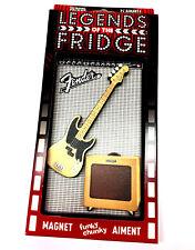 Fender Precision Bass Bassman Amp Legends of the Fridge Magnets 910-0001-004