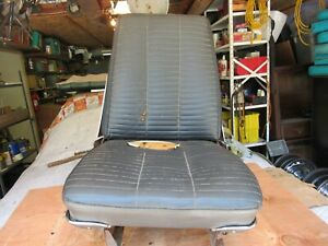 1966 DODGE CHARGER PASSENGER'S BUCKET SEAT(seat - floor brackets not included)