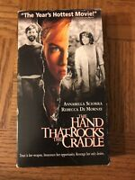 The Hand That Rocks The Cradle Vhs