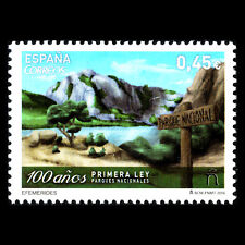 Spain 2016 - 100th Anniversary of the National Parks Act - MNH
