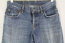 LUCKY BRAND Women's Easy Rider Button-Fly Boot-Cut Jeans size 0 W28/L32 Cute!
