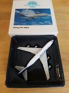 Herpa WINGS 1:500 502405 Olympic Airways Boeing 747-200B, wie neu, OVP
