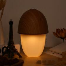 LED RGB Touch Nachtlicht Licht Tischlampe Beleuchtung Dimmbar Nachttischlampe EU