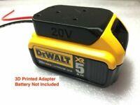 Battery Adapter for DeWALT 20V Max 18V Dock Power Connector New robotics