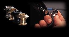 Jim Dunlop SLS1103BK Dunlop Straplock Black
