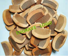 Customize Logo-Wood Comb,Fine Tooth Comb,Beard Comb,Pocket Wholesale 100/lots