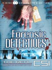 FORENSIC DETECTIVES documentaire 2 x DVD - the real crime scene investigation