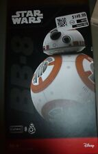 EUC Star Wars BB-8 Sphero App Enabled Droid The Force Awakens