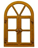 Fenstergitter Antik-Stil Blumenkastenhalter Fensterbank Fenster Kellerfenster