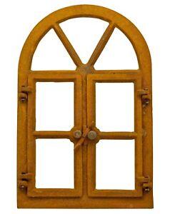Stallfenster Fenster zum Öffnen Scheunenfenster Eisen Eisenfenster Antik-stil