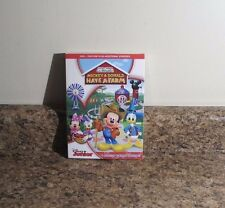Disney Mickey Mouse Clubhouse: Mickey & Donald Have a Farm (DVD, 2012) NEW