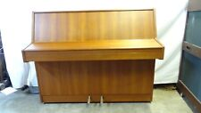 Compact B. Squire (Kemble) Piano - Mahogany Case  - Including Local Delivery