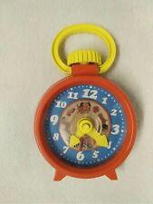 Vintage 1972 Matchbox Lesney Baby's Rhyme Time Musical Clock
