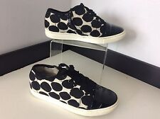 Lanvin Sneakers, Pumps, Girls, Eu33, Uk 1, Shoes, Black And White, Good