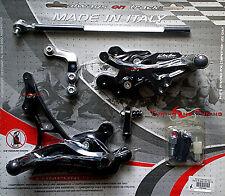 ESTRIBERAS RACING VALTERMOTO TIPO 1.5 PARA SUZUKI GSXR GSX-R 600 2008 2009 PES64
