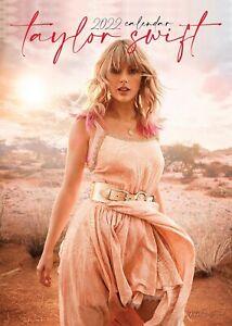 Taylor Swift  : 2022 A3 Wall Calendar : Pop Icon &  Music Legend