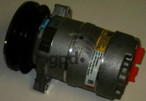 A/C Compressor-New Global 7511378