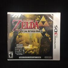 The Legend of Zelda: A Link Between Worlds  (Nintendo 3DS) BRAND NEW / US Ver.