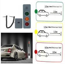 New Home Garage Car Parking System Reverse Backup Assist Help Sensor Stop Light