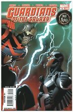 Guardians Of The Galaxy 14 2nd Series Marvel 2009 NM War Of Kings