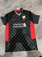 Nike Liverpool FC 2020/21 Stadium 3rd Men's Medium L Soccer Jersey CZ3197-060