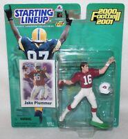 NFL Starting Lineup 2000 FOOTBALL Superstar PHOENIX CARDINALS #16 JAKE PLUMMER