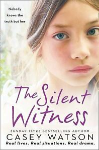 The Silent Witness Paperback Casey Watson