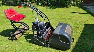 Vintage Webb Lawnmower
