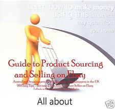 CD - 101 Guide to Selling on Ebay - 7 eBooks with ReSell Rights