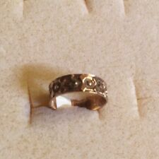 Vintage Gold Child's Ring Size 1