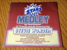 "STAR SOUND - STARS ON STEVIE WONDER   7"" VINYL PS"