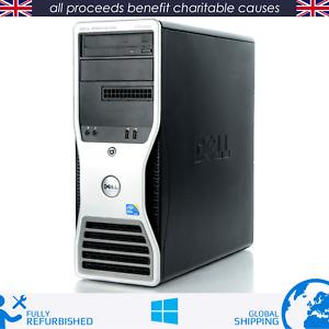 Dell Precision T3500 - Intel Xeon Quad Core W3505 - 4GB RAM - No Storage & OS
