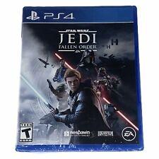 Star Wars Jedi: Fallen Order (PlayStation 4, 2019) Brand New Sealed