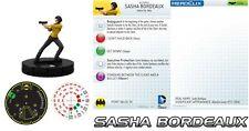 SASHA BORDEAUX #023A #23A Batman DC HeroClix
