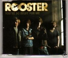 (E168) Rooster, You're So Right For Me - new CD
