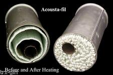 Acousta-fil PTX motorcycle exhaust silencer packing 450mm x 0.8m