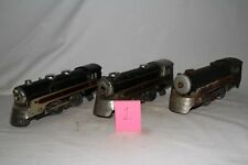 1940's Marx Canadian Pacific Engines,Lot of 3, Original Lot #1