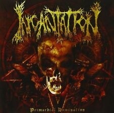 Incantation - Primordial Domination [New CD] Argentina - Import