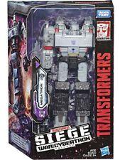 Transformers War for Cybertron: Siege Megatron Voyager Action Figure Wfc-S12