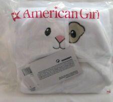 American Girl Wellie Wishers -  Carrot Hooded Blanket For Girls - Retired