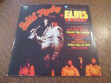 album 2 33 tours ELVIS PRESLEY solid rocks