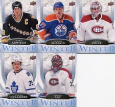 Einzelstück Eishockey-Trading Cards Deck-Edmonton-Oilers-Upper