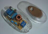 Relco Tischdimmer 101/S Rl 7264 Transparent 40-160W Variateur de / sur Fil 230V