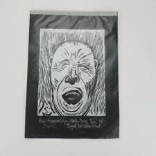 Bull Roarer by Martyn Smiles - Signed 1st Edition Black & White Print 7/500