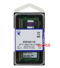 Kingston DDR3 1600MHz  8GB  KVR16S11/8 PC-12800 SO-DIMM Laptop Memory 204pin